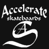 Accelerate skateboards and apperal Custom Shirts & Apparel